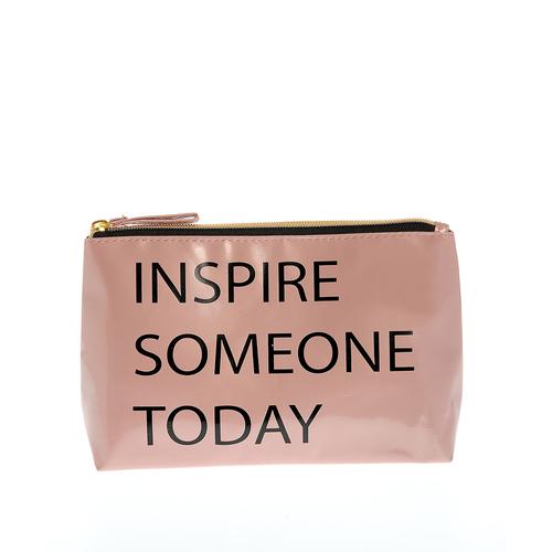 Portfard roz, inspire more