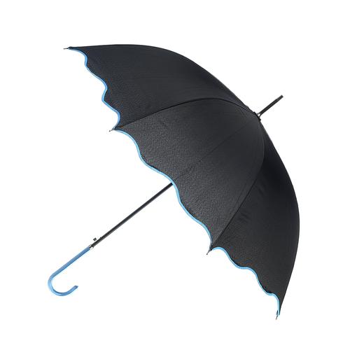Umbrela neagra, tip baston